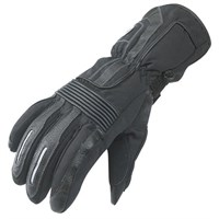 Halvarssons Tour De Force gloves - Black