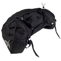 Halvarssons bike bag black 52 litre