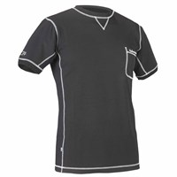 Halvarssons Light Shirt Black