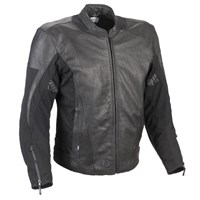 Halvarssons Ymer Leather Jacket
