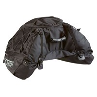 Halvarssons bike bag black 42 litre
