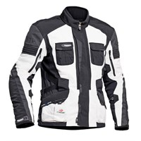 Halvarssons Prime jacket black/white