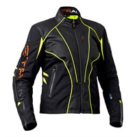 Halvarssons Lady Sheridan jacket black/yellow