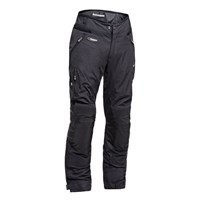 Halvarssons Prince trousers short - black
