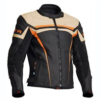 Halvarssons Chrome jacket - black/sand