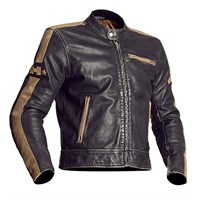 Halvarssons Seventy jacket - Black/Brown