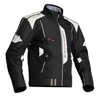 Halvarssons Wacca jacket - Black/white