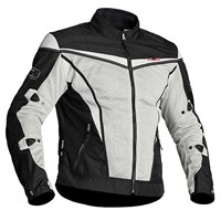 Halvarssons Flux jacket - Black/white