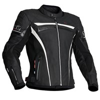 Halvarssons Chrome jacket - Black/white/Chrome