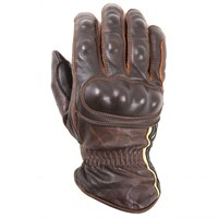 Helstons Retro Pro gloves brown