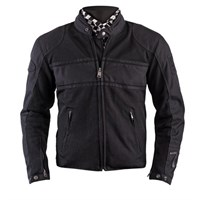 Helstons Winner Black Mesh Jacket