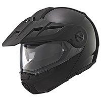 Schuberth E1 helmet - Gloss Black