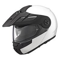 Schuberth E1 helmet - Gloss White