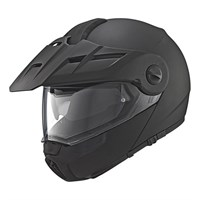 Schuberth E1 helmet - Matt Black