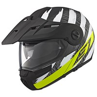 Schuberth E1 helmet - Hunter Yellow