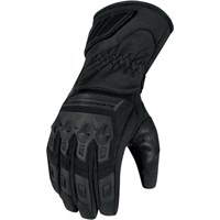 Icon Citadel Waterproof gloves black