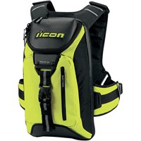 Icon Squad 3 backpack yellow