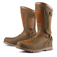Icon Prep boots - brown