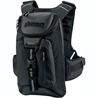 Icon Squad 3 backpack - black