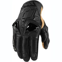 Icon Hypersport Pro Short gloves - stealth