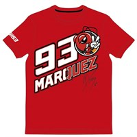 Marquez Ant T-Shirt - red