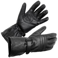 Napa Waterproof Thinsulate glove black
