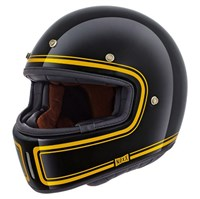 Nexx X. Garage helmet - Black/Yellow