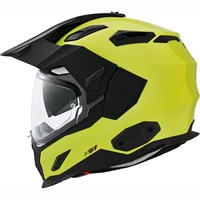 Nexx XD1 Plain Helmet - Neon Yellow