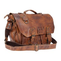 Norton Vintage Leather satchel - tan