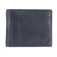 Norton Leather Wallet - Black