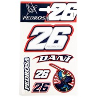 Pedrosa Sticker Set - Small