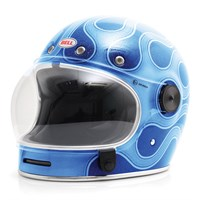 Bell Bullitt Chemical Candy helmet - Blue