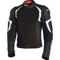 Richa Ballistic Evo jacket - black/white