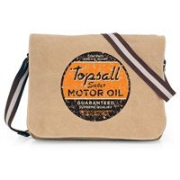 Retro Legends Topsall Retro Motor Oil Bag