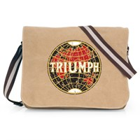 Retro Legends Classic Triumph bag