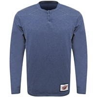 Retro Legends Blank Grandad - Navy