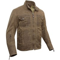 Roland Sands Tracker jacket brown