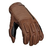 Roland Sands Diesel glove brown