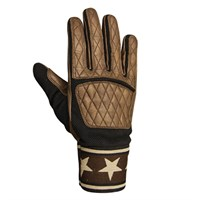 Roland Sands Peristyle gloves tobacco