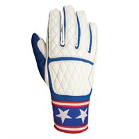 Roland Sands Peristyle gloves white