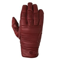 Roland Sands Ronin gloves oxblood