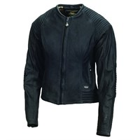 Roland Sands Womens Quinn jacket - black