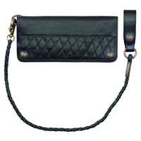 Roland Sands WilminGTOn Wallet - Black