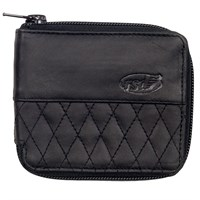 Roland Sands Crenshaw Wallet - Black