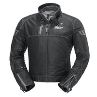 Rukka AiRock jacket - Black/Grey