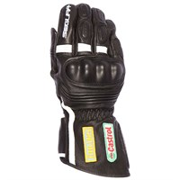 Segura Apache gloves - black/white