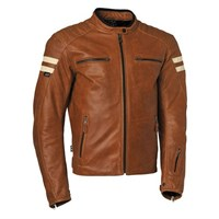 Segura Retro jacket - camel