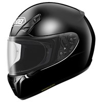 Shoei RYD Plain Black Helmet