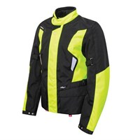 Spidi ladies Voyager jacket black/yellow