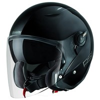 Shark RSJ helmet black